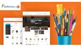 Stationery Mega Multi Store Premium Opencart Theme