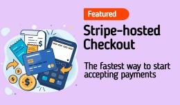 Stripe Checkout :: ApplePay / Cards / SEPA / EU ..