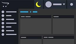 Admin Nightmode Switch OC 3.X