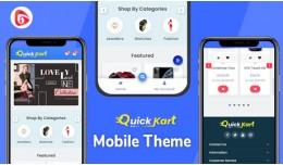 Multipurpose Mobile Theme