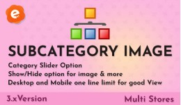 Subcategory Image Module Opencart