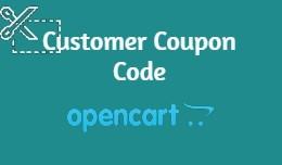 Customer Coupon Code