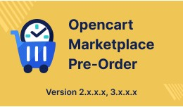 Opencart Multi Vendor Pre Order