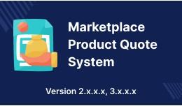 Opencart Multi Vendor Marketplace Product Quote ..