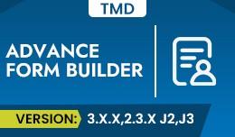 Advance form builder