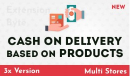 Cash on Delivery Based on Products