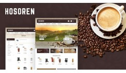Coffetea Mega Multi Store Premium Opencart Theme