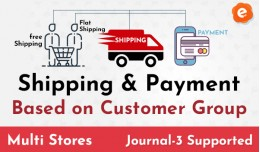 Shipping & Payment Based on Customer Group