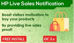Live Sales Notification [Enhanced]