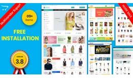 COMSHOP-01 Fashion, grocery, furniture, elecroni..