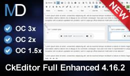 CkEditor Full Enhanced 4.16.2