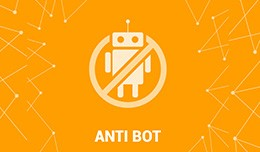 Antibot Protection for Registration, Product Rev..