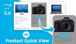 Product Quick View with Popup