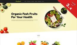 Porfira - Organic, Food, Grocery - Responsive Te..