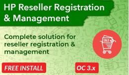 Reseller Registration & Management [Advanced]