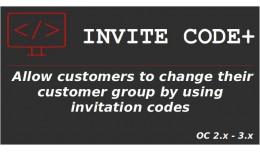 Invite Code+
