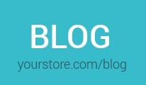 Blog - Clean Opencart Blog Extension