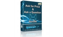 Ask for Price + Ask a Question bundle