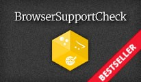 BrowserSupportCheck - Manage Supported Browsers