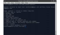 Command Line Opencart Installer