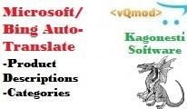Bing / Microsoft Auto-Translator