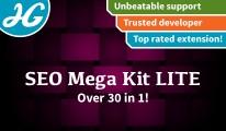SEO Mega Kit LITE - Complete SEO Friendly URLs - OVER 30 IN 1!