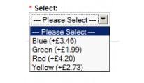 Alphabetical Option Values