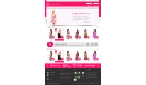 Weero Store Opencart Template - 4 colors