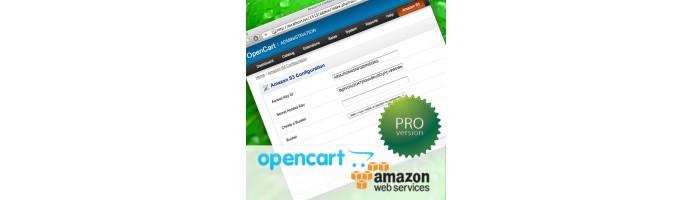 Amazon S3 Pro Integration