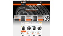 Wheels and Tyres - Responsive 2.0 Theme