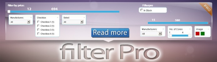 Filter Product OpenCart_v1.5.x