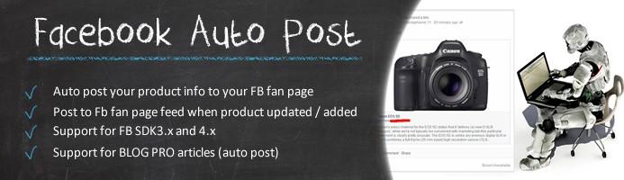 Facebook Auto Post - OC1.5.x