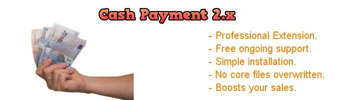 Cash Payment 2.x