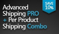 Advanced Shipping PRO + Per Product Shipping Combo