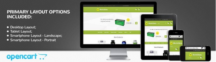 Nutrition - Responsive 2.1 Theme