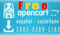 ✔ Spanish opencart 2.3.0.2 - 2.2.0.0 2.1.0.2 - Español