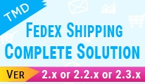 TMD FedEx Shipping Complete Solution