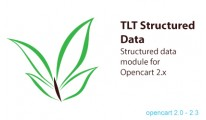 TLT Structured Data Module for Opencart 2.x