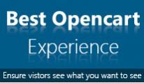 Best Opencart Experience [vqMod]