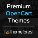 OpenCart Themes from ThemeForest