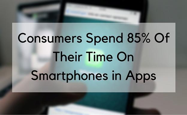 Average smartphone app figures