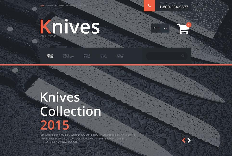 Knives Theme