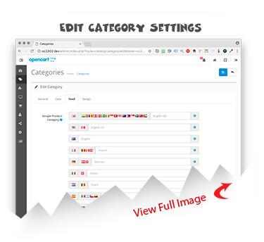 opencart google merchant shopping feeds xml sitemaps oc 2 x