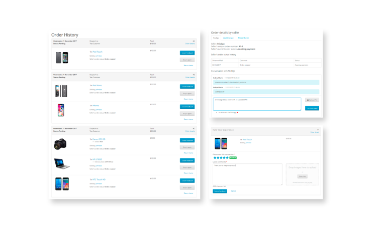 multimerch marketplace complete package nulled